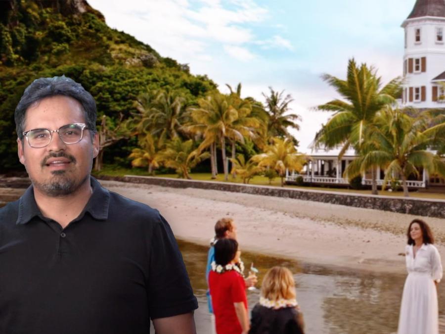 "Michael Peña, ""Blumhouse Fantasy Island"", trailer"