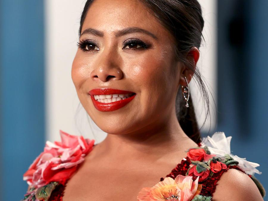 Yalitza Aparicio en los Oscars 2020