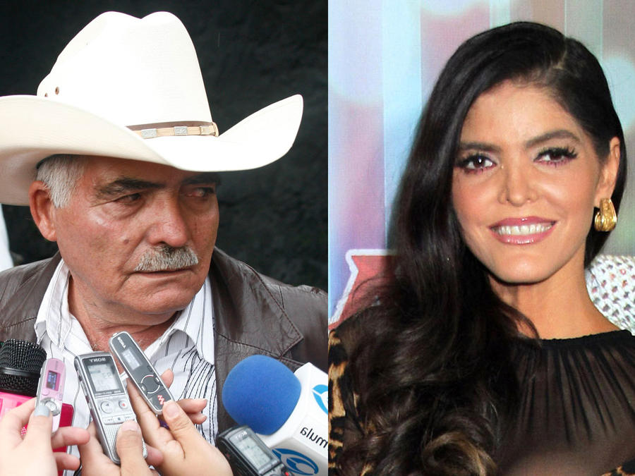 Antero Ugalde y Ana Bárbara