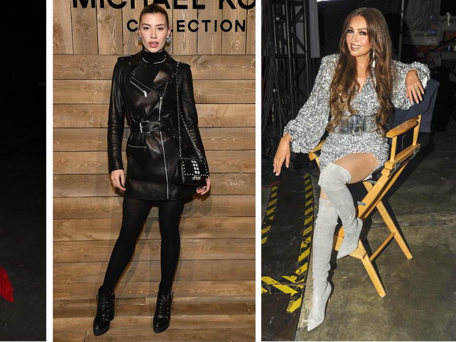 Kylie Jenner, Thalía y Michelle Salas