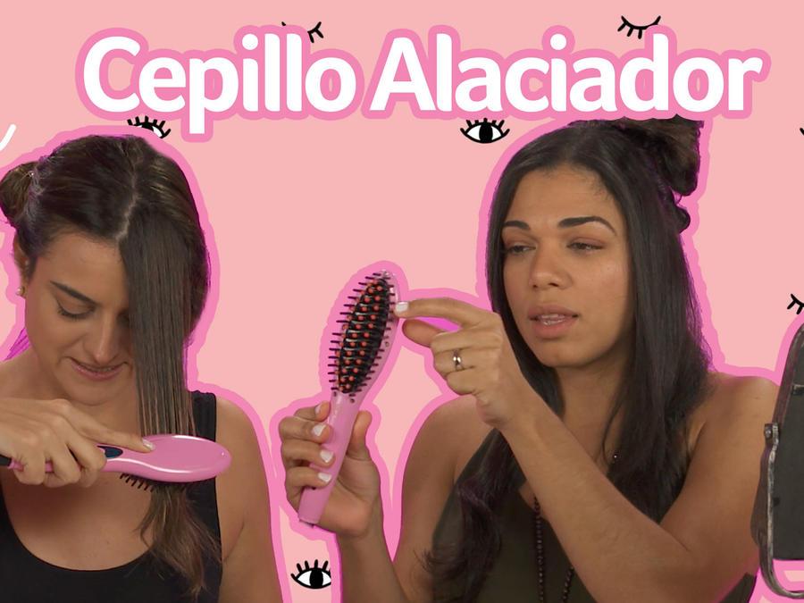 As Seen On IG episodio 1: Cepillo alaciador