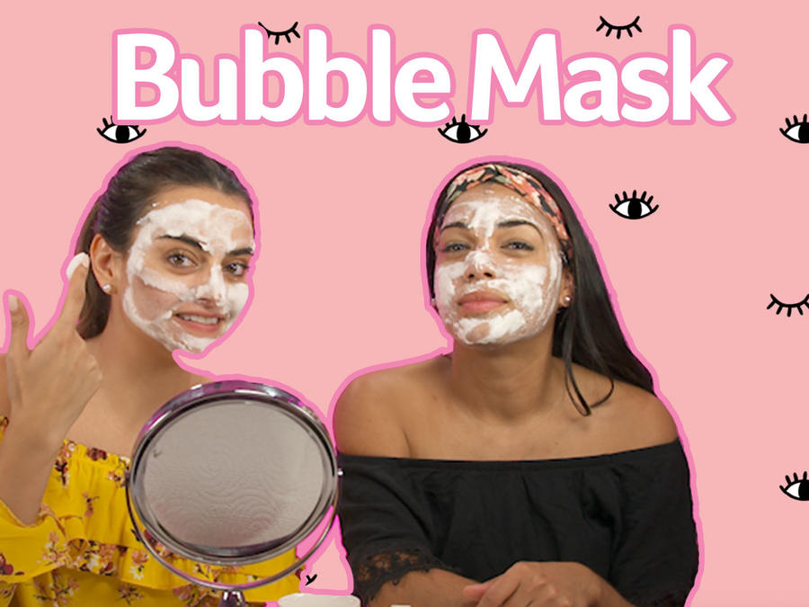 As Seen On IG episodio 3, temporada 2: Bubble mask