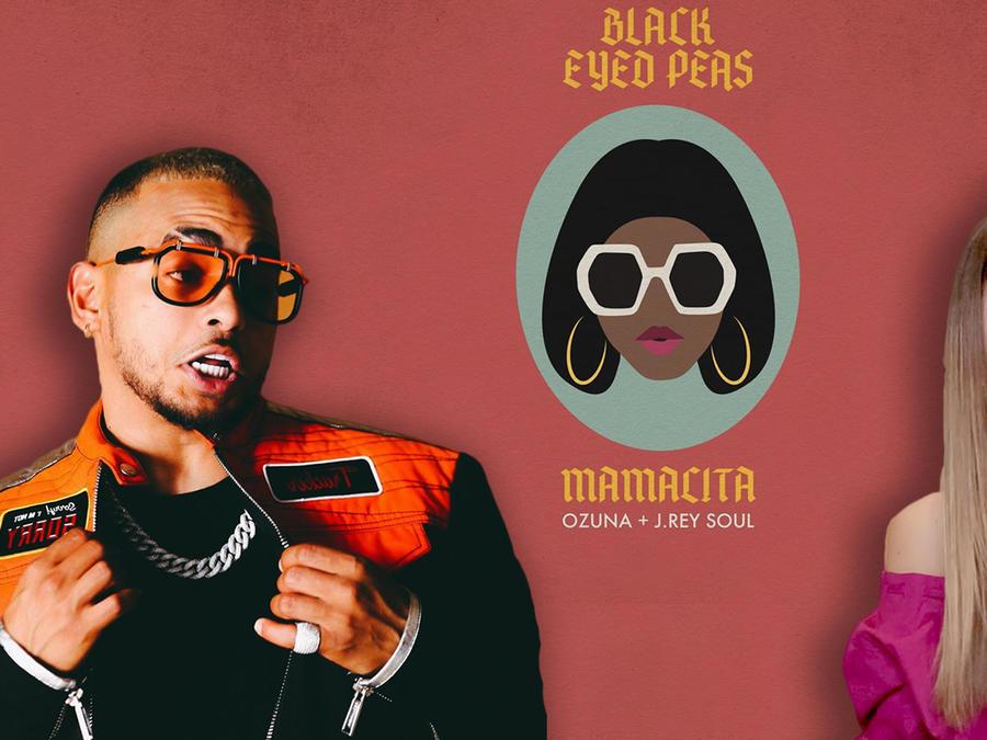 Ozuna, Black Eyed Peas, Mamacita, Claudia Vergara