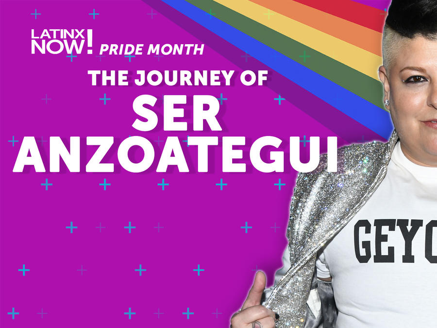 Ser Anzoategui, Pride Month