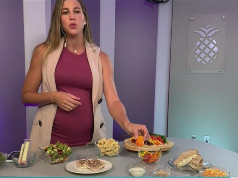 Experta da opciones nutritivas para cuidar la alimentación