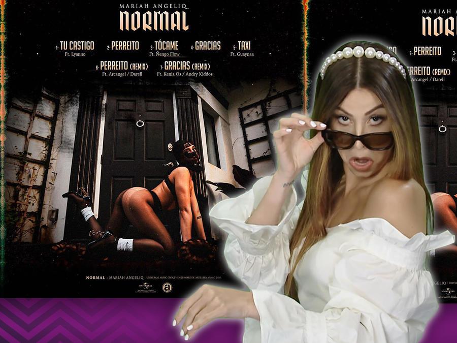 Normal, New Music Drop, Mariah, Nastassja Bolívar