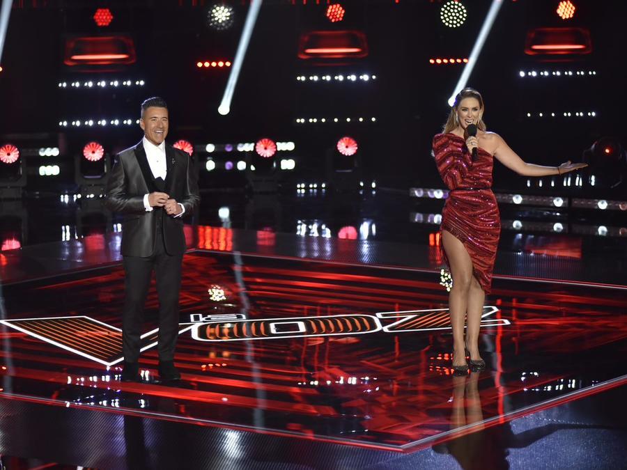 La Semifinal de La Voz US 2