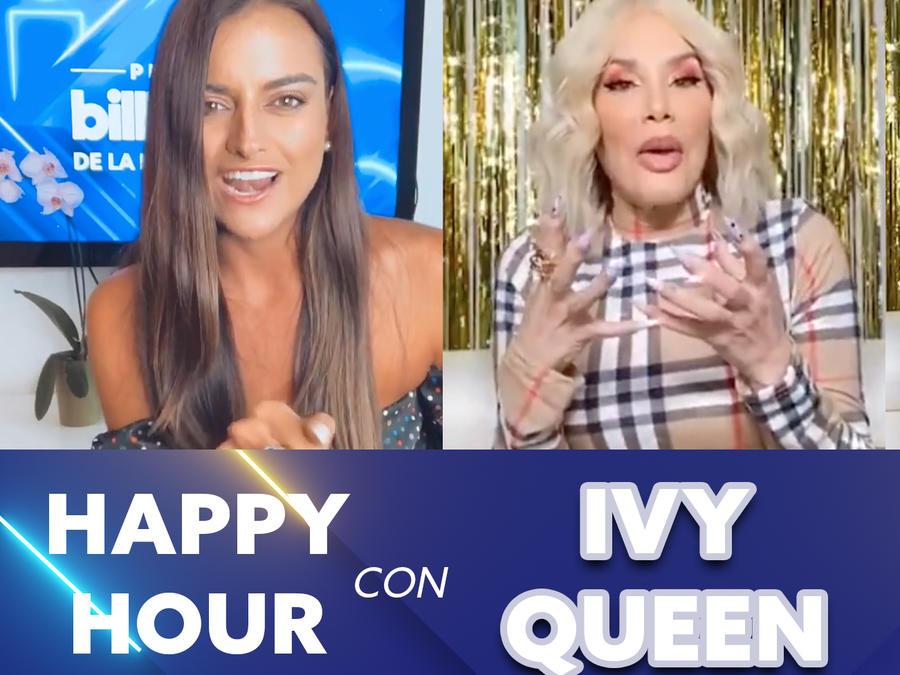Ivy Queen, Instagram Live, Latin Billboards, Entrevista