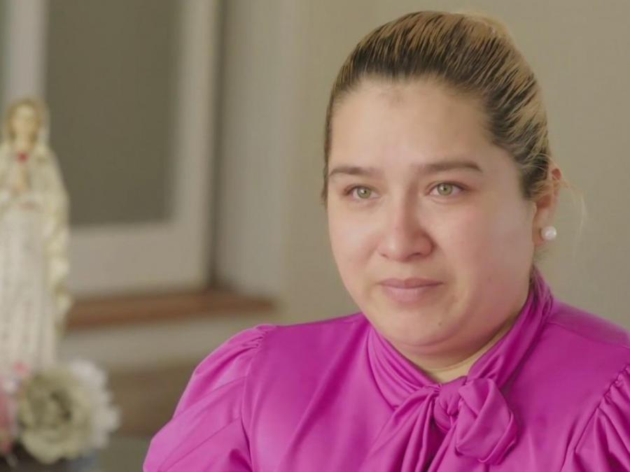 Mireya Pérez agradece a la Virgen de Guadalupe haberla curado del COVID-19