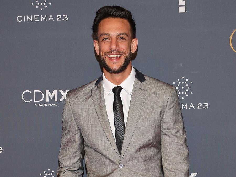 Joaquín Ferreira en los Premio Iberoamericano de Cine Fénix 2015