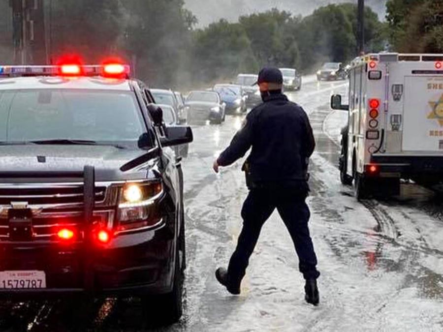 Tormenta invernal azota carreteras de Estados Unidos
