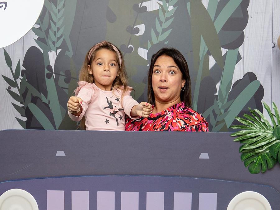 Adamari López y Alaïa
