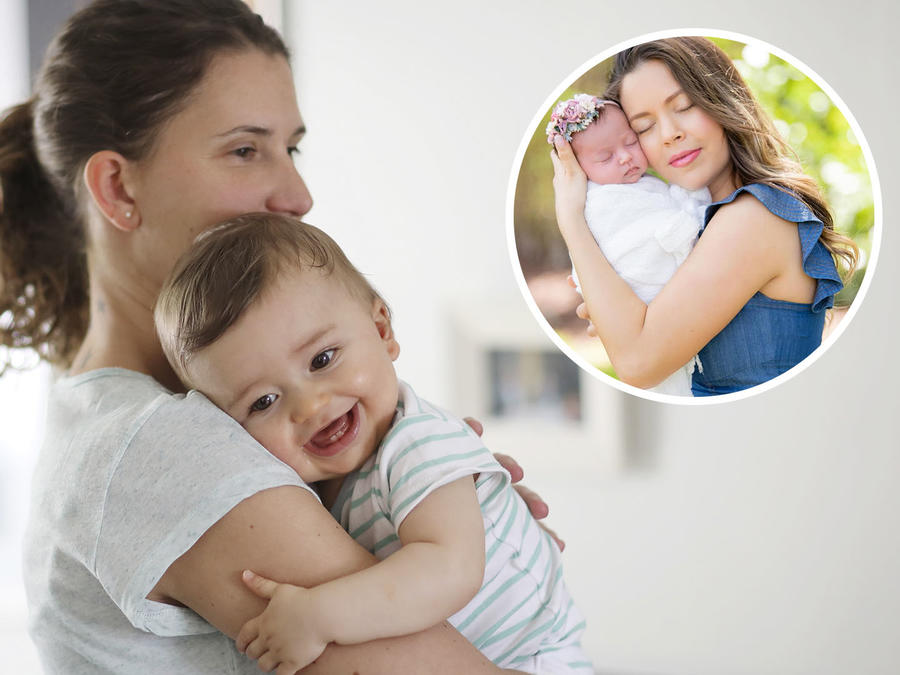 Ximena Duque y su padecimiento de pulgar materno