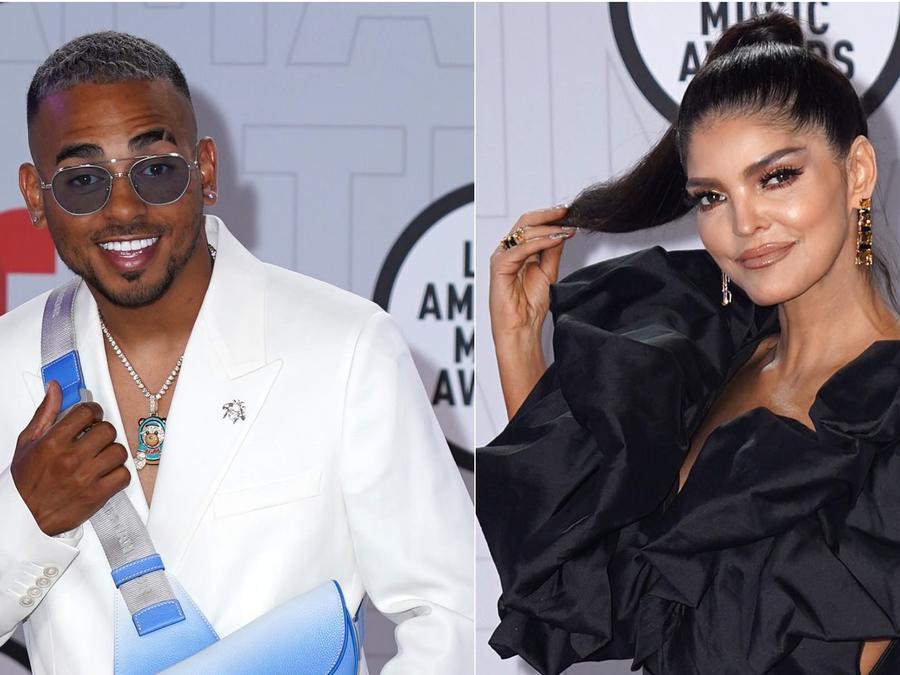 Ozuna y Ana Bárbara en los Latin American Music Awards 2021