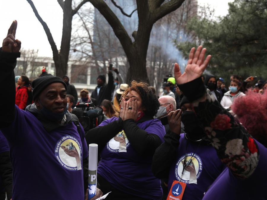 Minneapolis: celebran fallo por la muerte de George Floyd