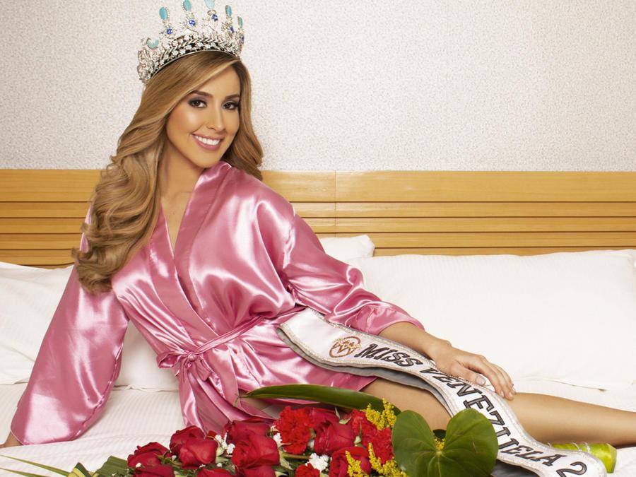 Miss Venezuela, Mariángel Villasmil