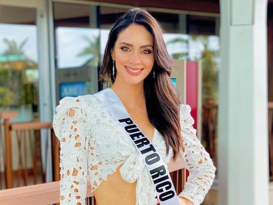 Estefanía Soto Torres, Miss Puerto Rico 2020, candidata a Miss Universo 2021, 69na. edición