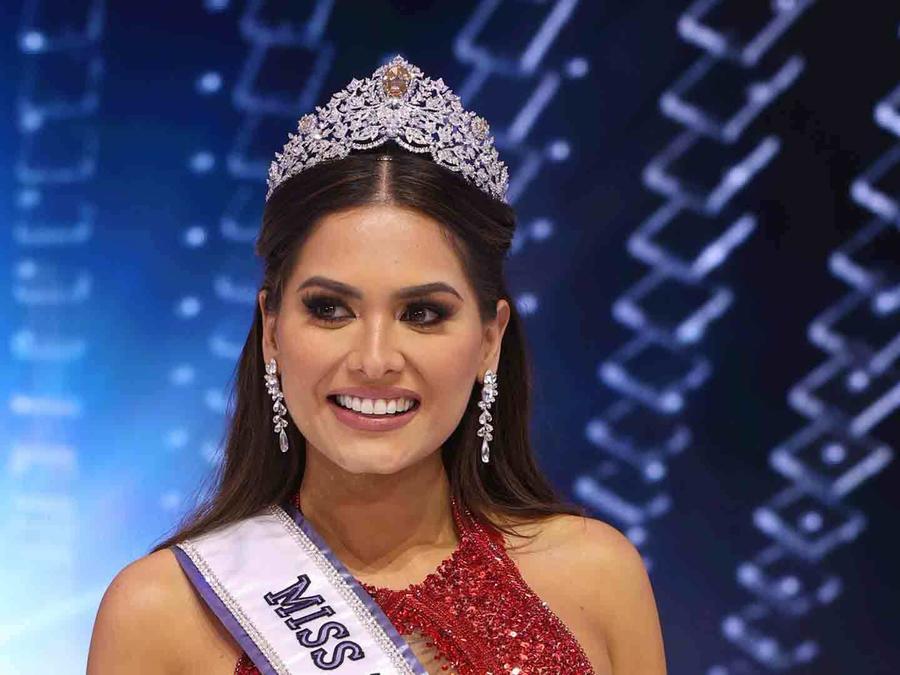 Andrea Meza, Miss México 2020, Ganadora de Miss Universo 2021, 69 edición