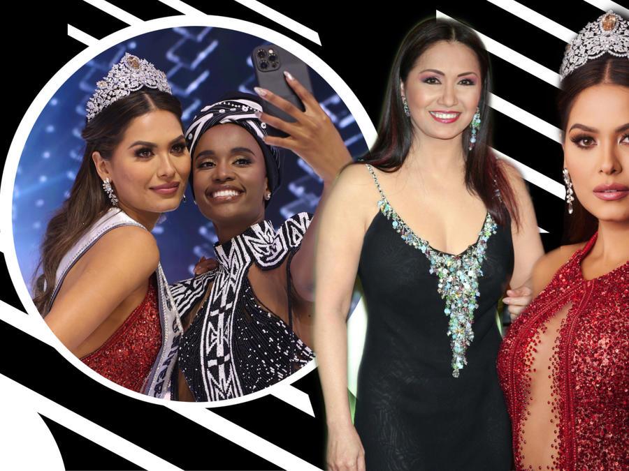 Miss Universo, Andrea Meza