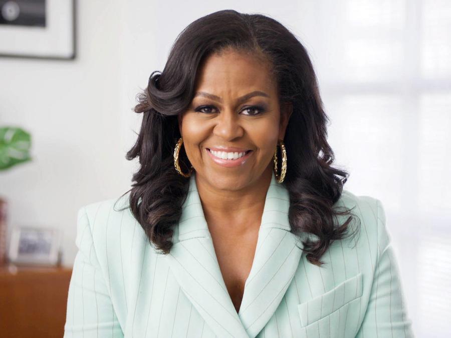 Michelle Obama en los NAACP Image Awards 2021