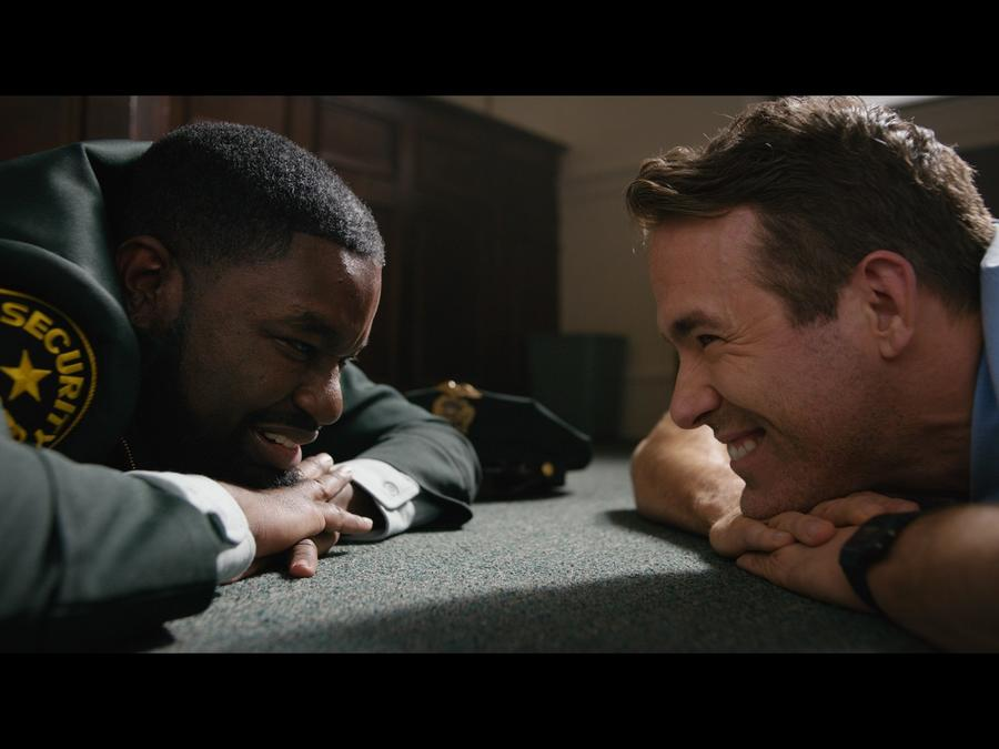 Watch This New Clip From 'Free Guy' starring Ryan Reynolds