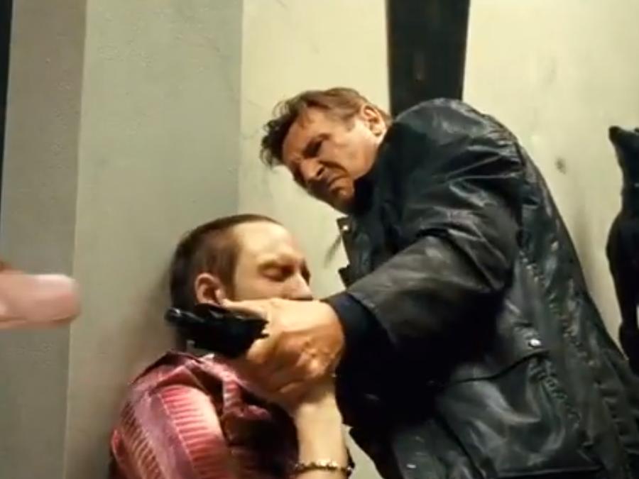 Liam Neeson, Taken 3