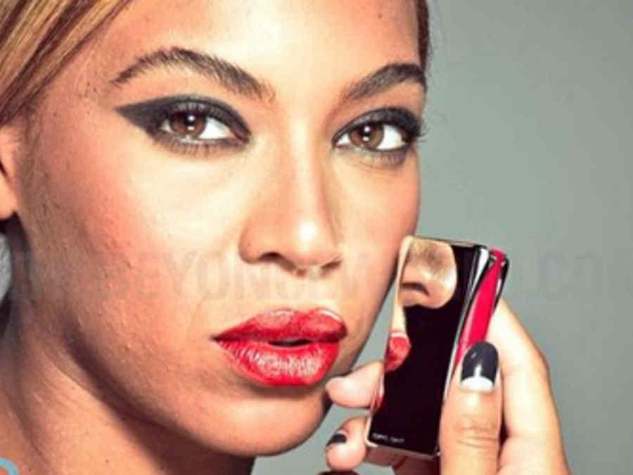 Beyoncé sin retoque para una campaña de L'Oreal en el 2013