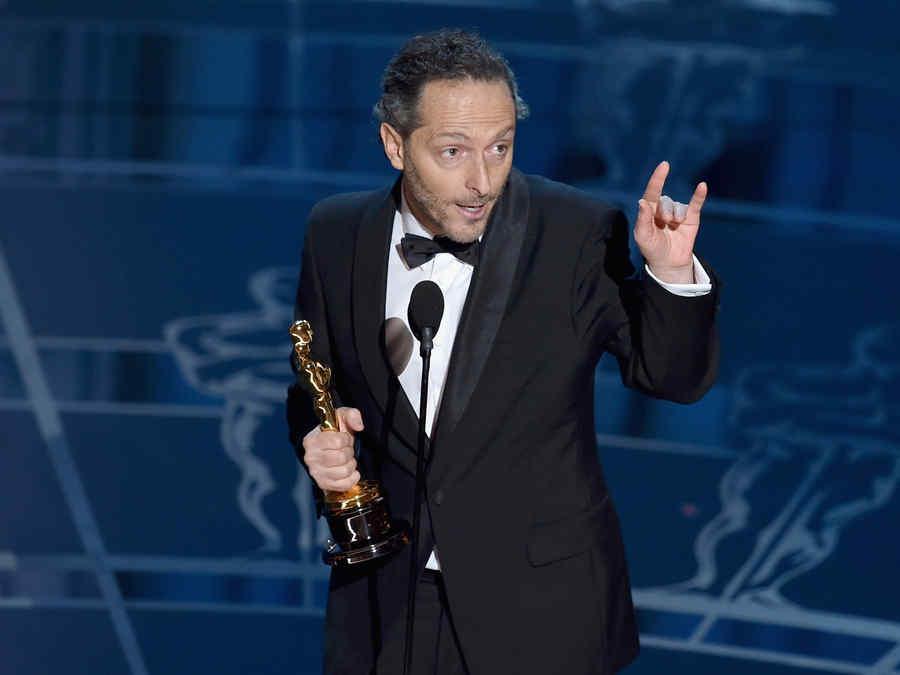 "Emmanuel Lubezki ganó mejor cinematografía por ""Birdman""."
