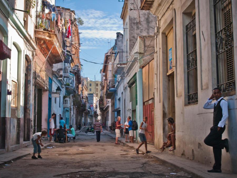 Cuba, ciudad de la Habana