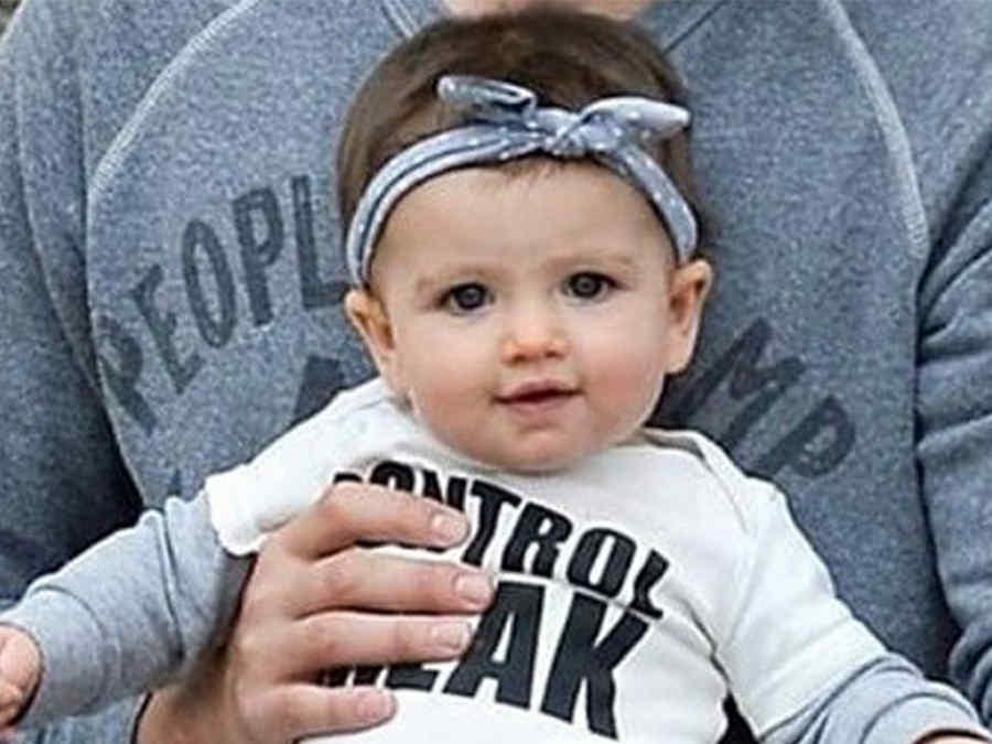 Wyatt Isabelle Kutcher