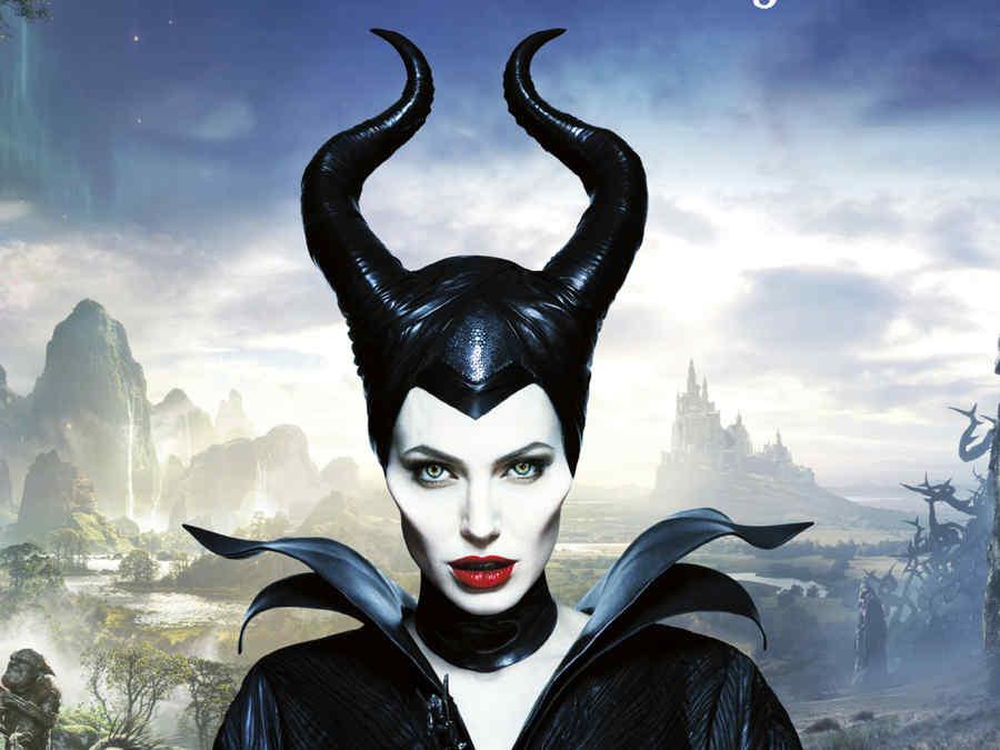 "Foto de la película ""Maleficent""."