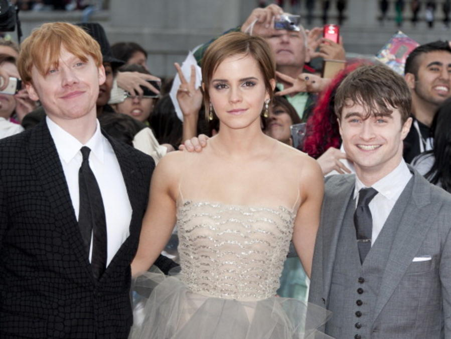 Harry Potter And The Deathly Hallows: Part 2 Uk Film Premiere - London