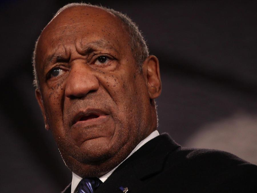 Bill Cosby en The National Action Network en el 2011