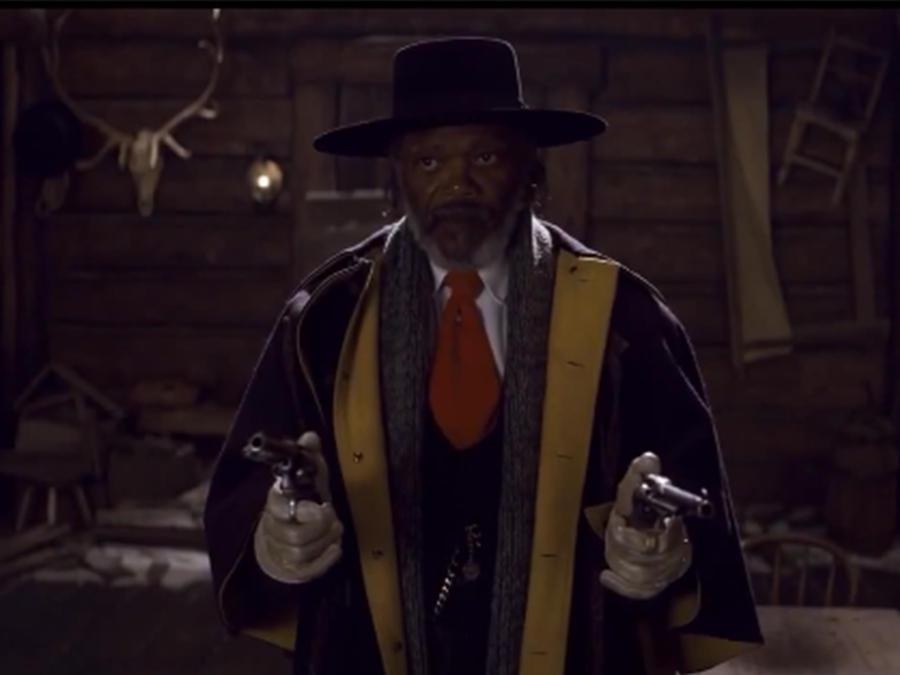 La nueva película de Tarantino con Kurt Russell y Samuel L. Jackson se estrenará el 8 de enero de 2016.