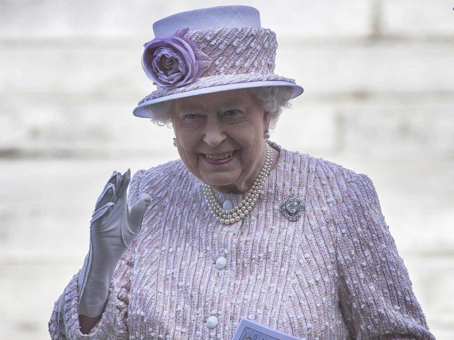 Isabel II, la monarca más longeva de la historia del Reino Unido.