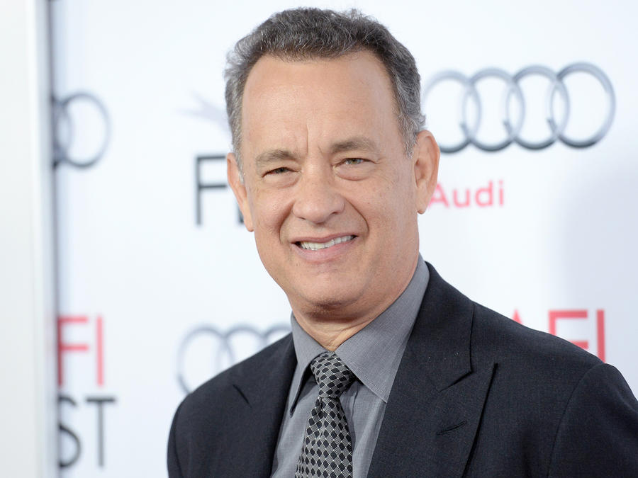 Tom Hanks Coronavirus Update