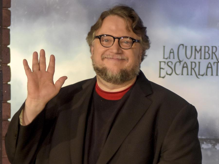 Guillermo del Toro en Barcelona