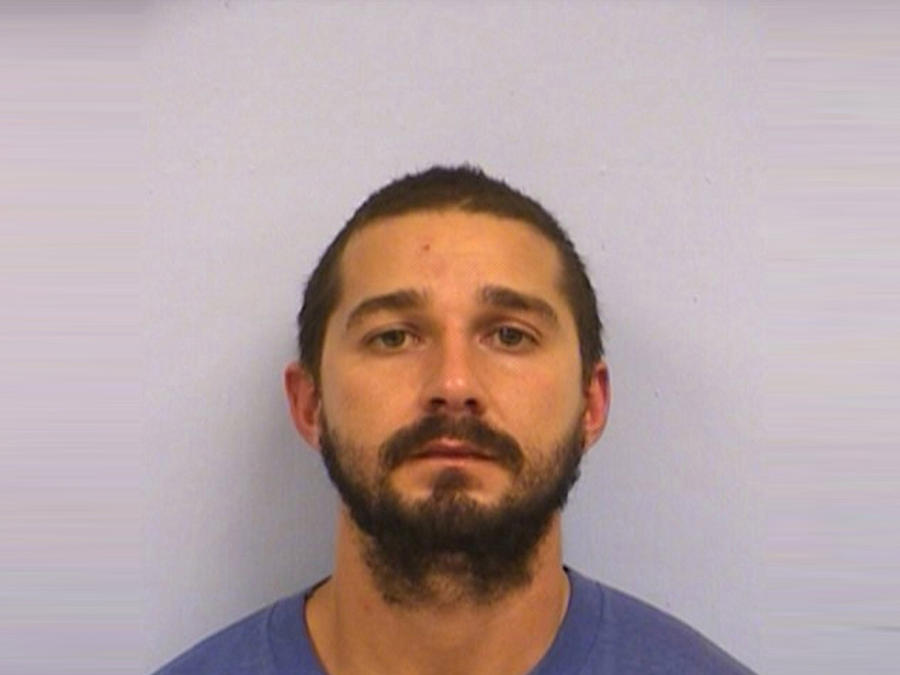 Arrestan al actor Shia LaBeouf