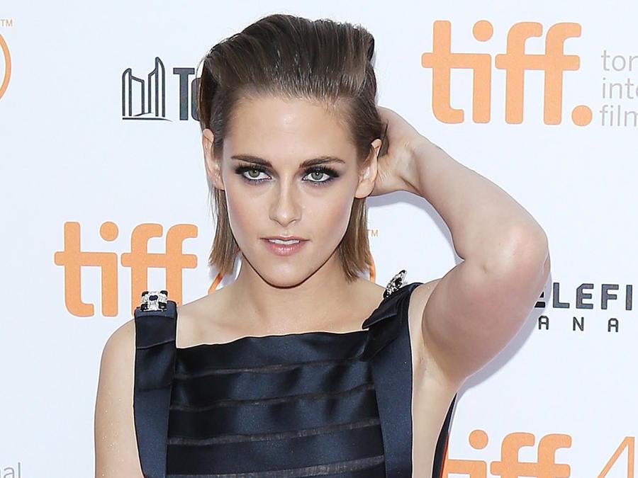 Kristen Stewart en el Festival de Cine de Toronto 2015.