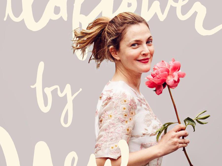 Drew Barrymore conversa sobre su nuevo libro y su familia