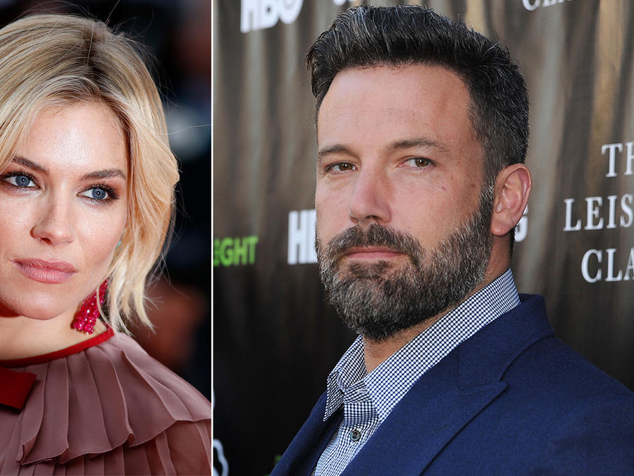 ¿Nuevo romance entre Ben Affleck y Sienna Miller?
