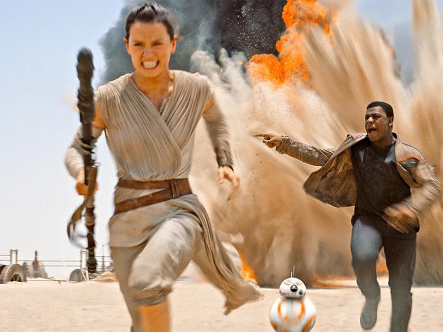 """Foto de """"Star Wars"""""""