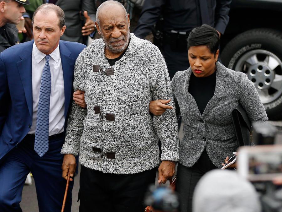Bill Cosby, caso 2015