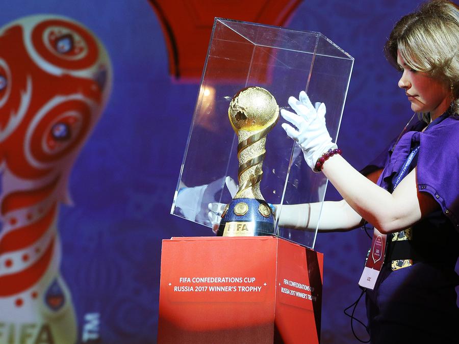 Copa confederaciones Rusia 2017