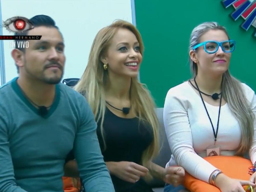 Los habitantes Yaya, Maday y Agustín reciben la quinta prueba