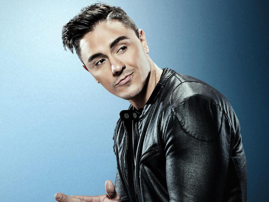 Joey Montana en la portada de su sencillo 'Picky'