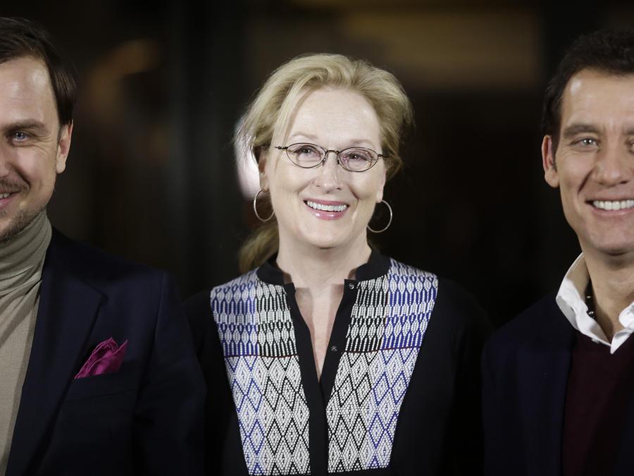 Meryl Streep en el Festival de Cine de Berlín