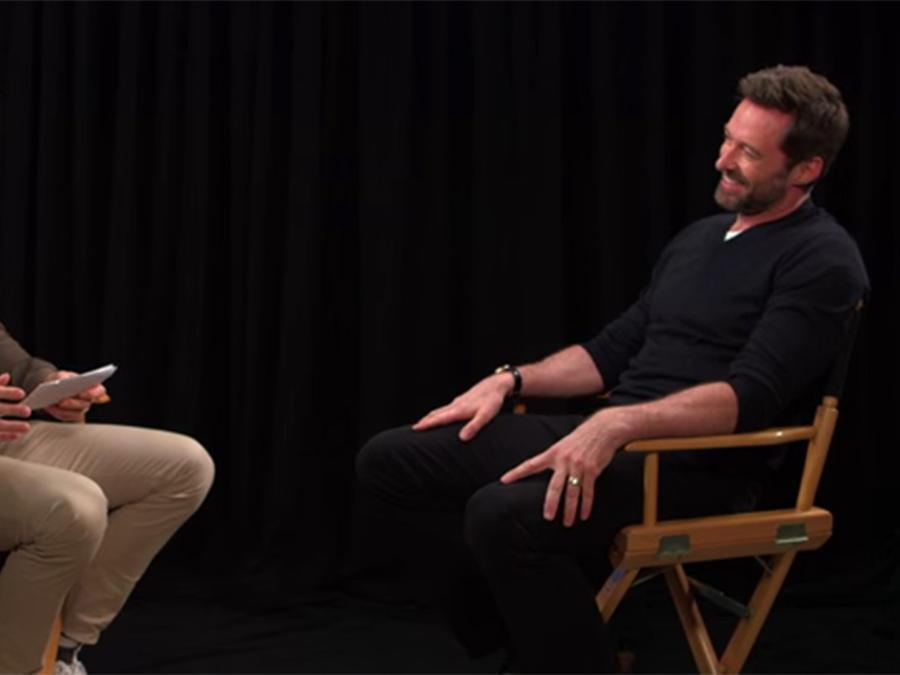 Ryan Reynolds y Hugh Jackman, juntos de nuevo en esta divertida entrevista.