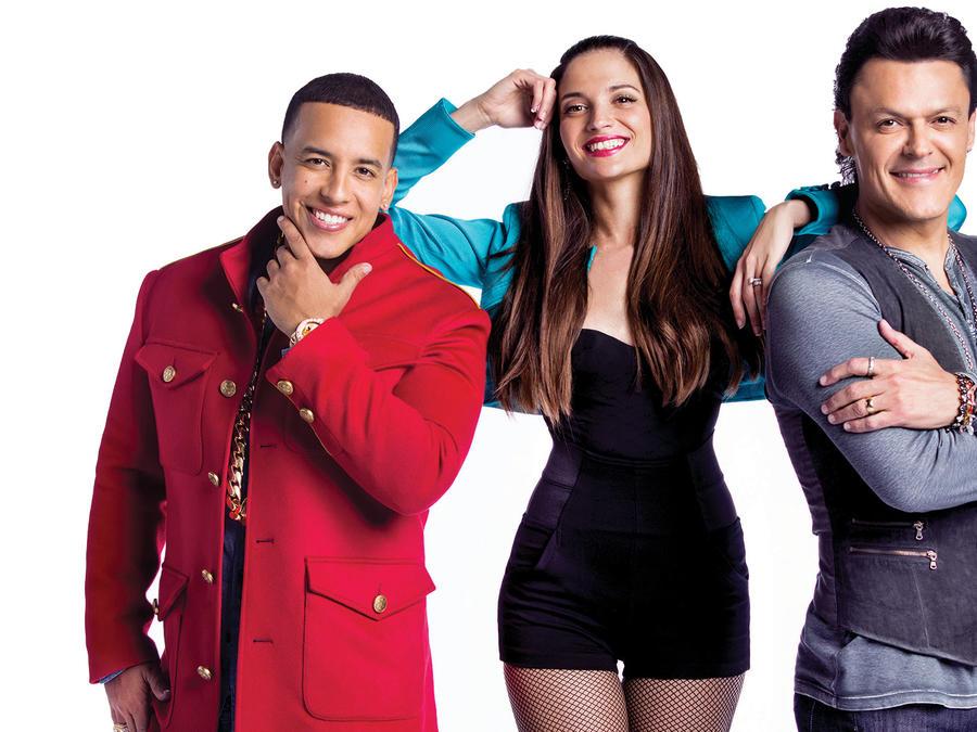 DL de los coaches de La Voz Kids en la cuarta temporada
