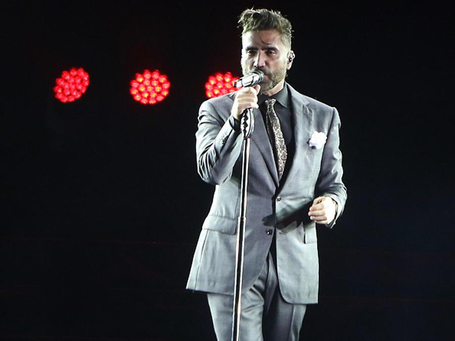 Alejandro Fernández en Miami 2015
